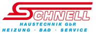 Schenll-Haustechnik-Logo